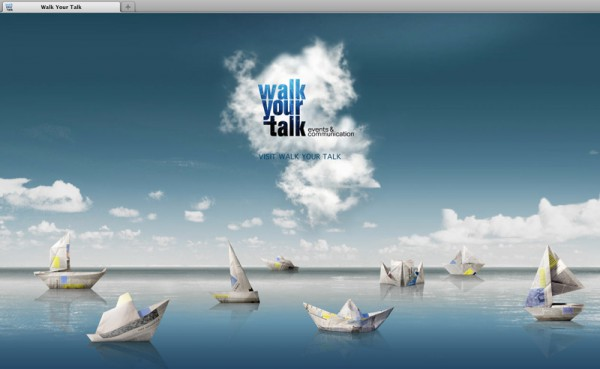 Webseite Walkyourtalk
