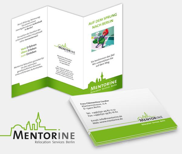Broschure-visitenkarte-mentorine