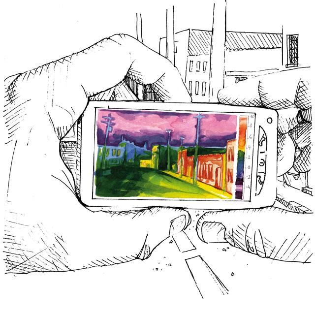 postcard-illustrations-sketches